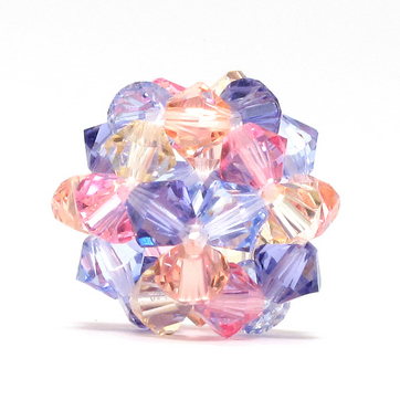 candy dodecahedron crystals