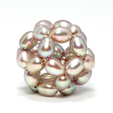 candy dodecahedron pearls