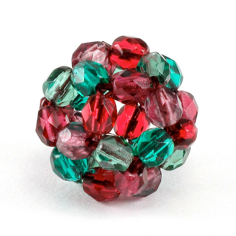 candy dodecahedron czech