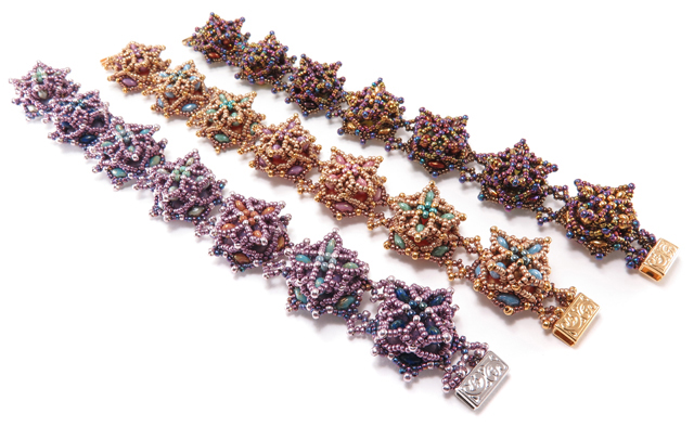 Little Crowns Bracelet by Cindy Holsclaw