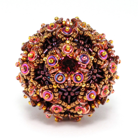 Magic O Beaded Balls