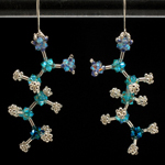 Brain Chemistry Earrings