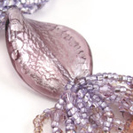 Lavender Splendor Necklace