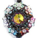 Prism Blossoms Pendants