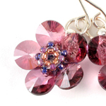 Sakura Charm Earrings