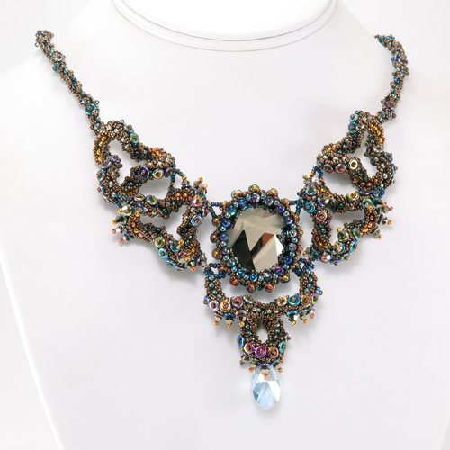 Twirling Waltz Necklace